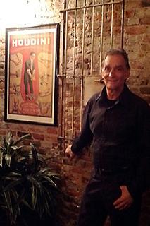 Joe Grasso of Grasso's Magic Theatre in Philadelphia