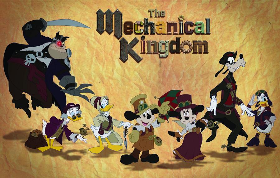 Disney Mechanical Kingdom