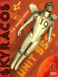Cover of Skyracos: The Mining Mess