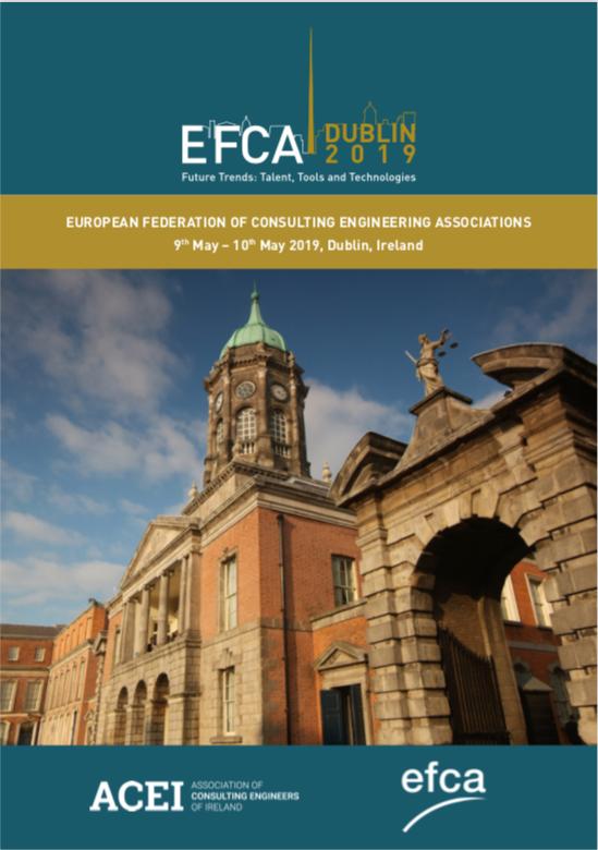 Invito Conferenza Annuale EFCA: 9 -10 Maggio 2019