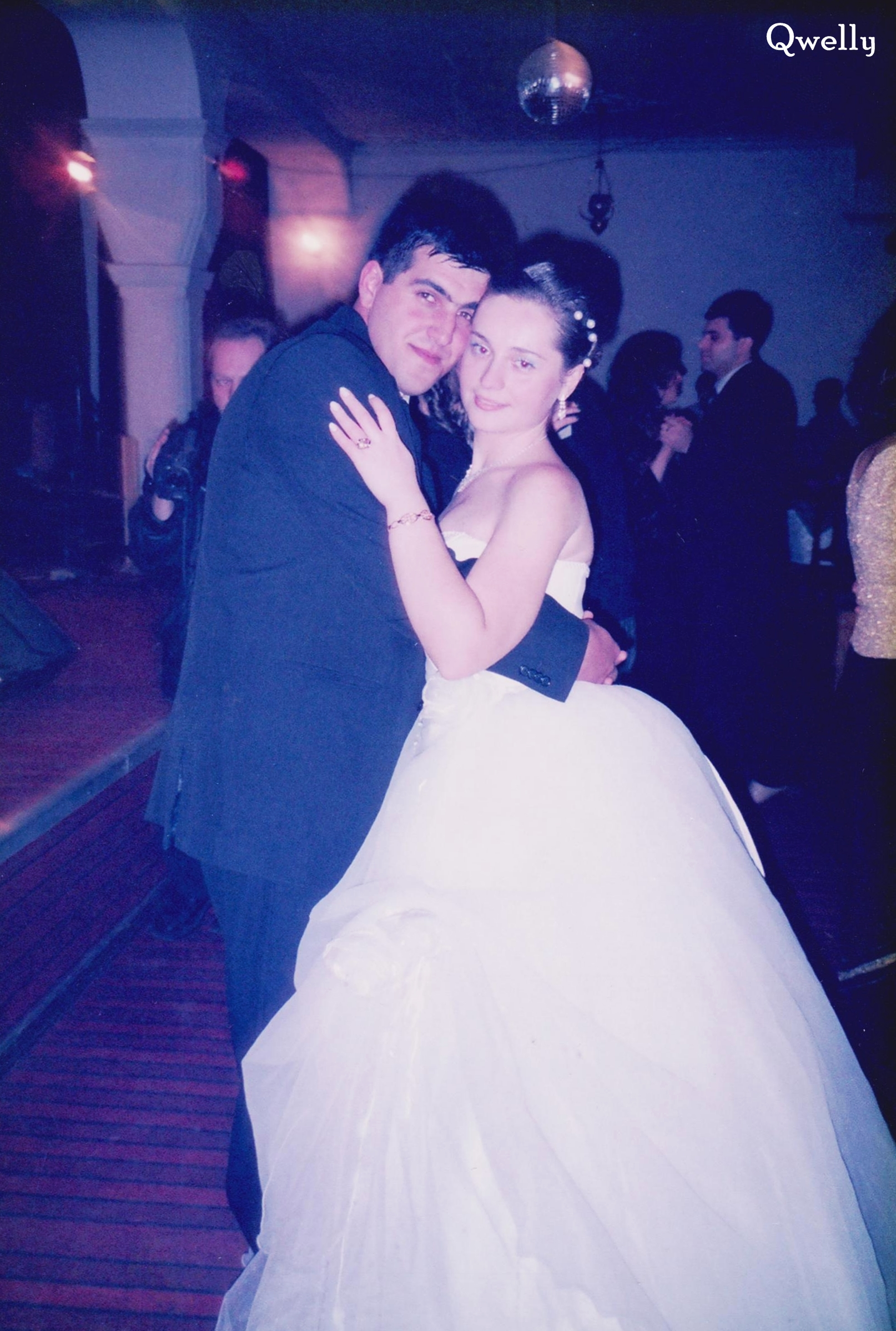 ბედნიერება, მეუღლეობა, ცოლ-ქმრობა, ათწლეული, დაოჯახება, ქორწილი, wedding, qwelly, blog