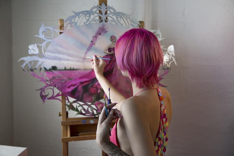 რედ წალიტზკი, ქველი, ხელოვნება, ბლოგი, სურეალიზმი, სურალური ნახატები, სიურეალიზმი, დათბობა, გლობალური დათბობა, ტემპერატურის ცვლილება, ამინდის ცვლილება, კლიმატის ცვლილება, Surreal Paintings, art, Climate Change, Women Exploring, Redd Walitzki