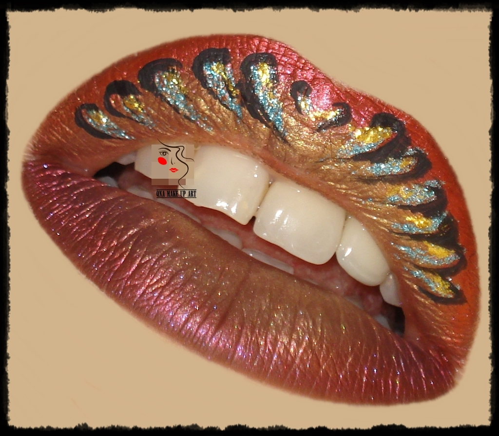 Matte to Metallic Lip Art Tutorial - Glam Express