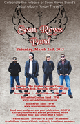 Sean Reyes Band CD Release Party