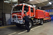 new 4x4 fire engine
