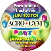 ACROGYM Party