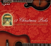 12 Christmas Picks CD cover