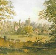 Hornsey Church Tower Month