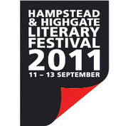 Hampstead & Highgate Literary Festival, 2011