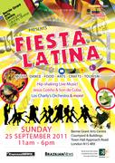 Fiesta Latina - Sunday 25 September 11am-6pm FREE