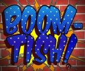Boom Tish Comedy Night
