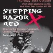 Haringey Independent Cinema present Stepping Razor Red X - The Peter Tosh Story