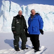 Frozen Planet at Stroud Green and Harringay library: a scientist's perspective