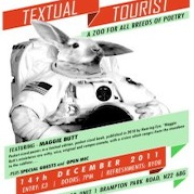 TEXTUAL TOURIST 3 (now in 3D): A zoo for all breeds of Poetry @ The Big Green Bookshop