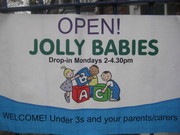 Jolly Babies Christmas Party (under 3's drop-in play group)