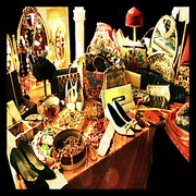 All The Trimmings: Vintage and Designers Fair at the Castle