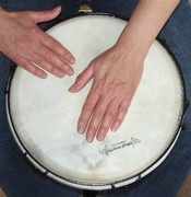 African drumming:  djembe workshops for beginners