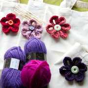 Crafty Crochet Corner, Knitter Natter Knitters, Super Sewers weekly drop in