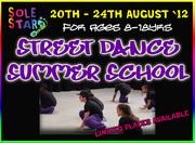 SoleStar Street Dance Summer School