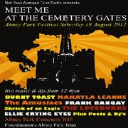 Meet Me At The Cemetery Gates Music Festival