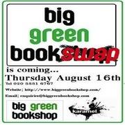 The Big Green Bookswap at the Karamel Club
