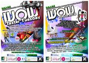 W.O.W - Workout on Wheels - Roller Disco