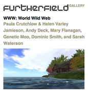 WWW: World Wild Web Opening Event at Furtherfield Gallery