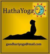 Hatha Yoga on the Ladder