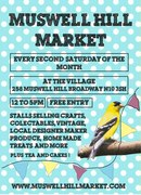 Muswell Hill Market! November 10th