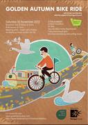 Golden Autumn Bike Ride ll