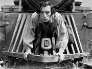 """Buster Keaton's """"The General"""" accompanied by Ally Pally's Grand Willis Concert Organ"""