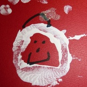 Christmas Craft Activity – Home-made Christmas Cards