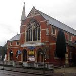 Christmas and New Year at Harringay United Church-Baptist