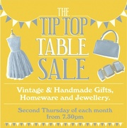 The Tip Top Table Sale