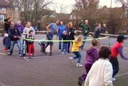 FREE family tennis coaching course - Priory Park