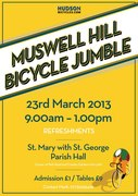 Muswell Hill Bicycle Jumble