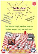 Table Sale