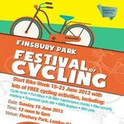 Finsbury Park Festival of Cycling