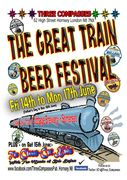 The Great Train Beer Festival