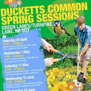 Ducketts Common Spring Sessions