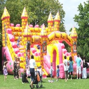Giant Inflatables Fun in the Park