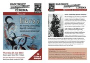 Libres: An evening celebrating Spanish resistance