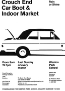 CROUCH END CAR BOOT AND INDOOR MARKET