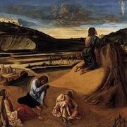 Talk: Giovanni Bellini's  'The Agony in the Garden'