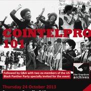 Haringey Independent Cinema present: COINTELPRO 101