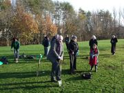 Tree Planting in Bounds Green