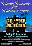 Wards Corner Winter Warmer