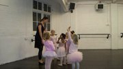 Classical Ballet classes for children on Saturdays