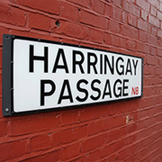 Friends of Harringay Passage Meeting - October