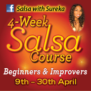 BEGINNERS AND IMPROVERS/INTERMEDIATES SALSA COURSES 2014!!!!